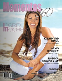 Ingrid Macher Momentos 360 Cover