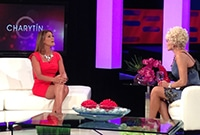 Ingrid Macher on Charytin