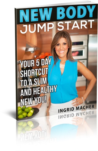 New Body Jump Start by Ingrid Macher