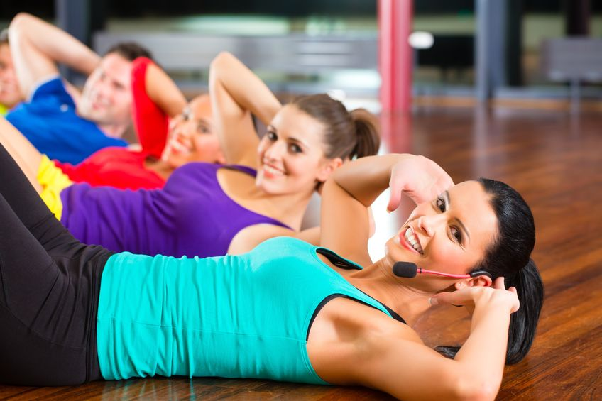 women-fitness-studio