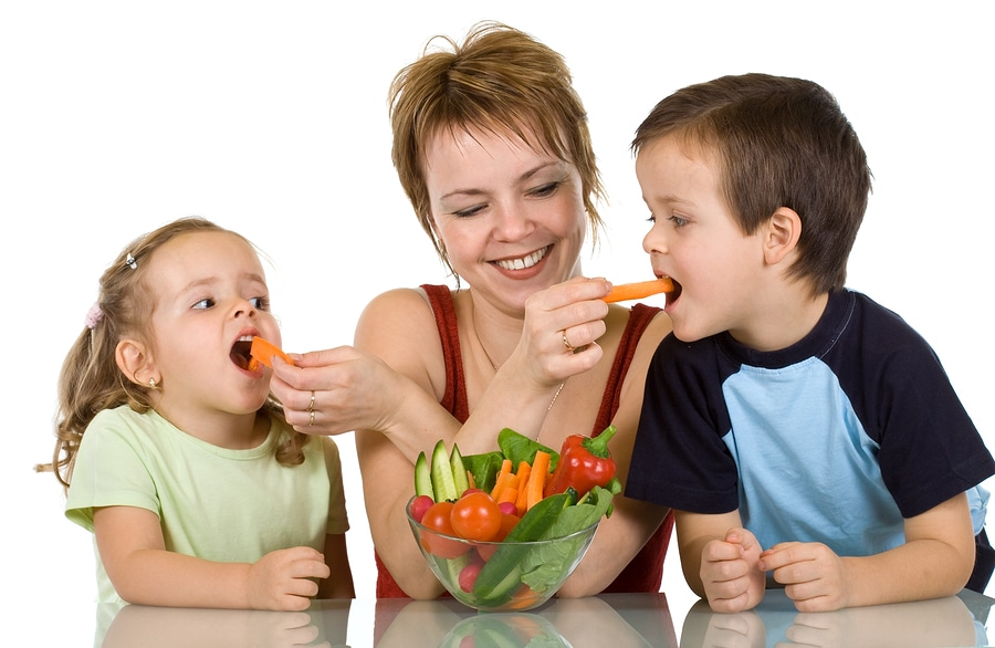 children-healthy food