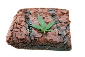 Cooking with Cannibals. Genuine Medical Marijuana Chocolate Brow